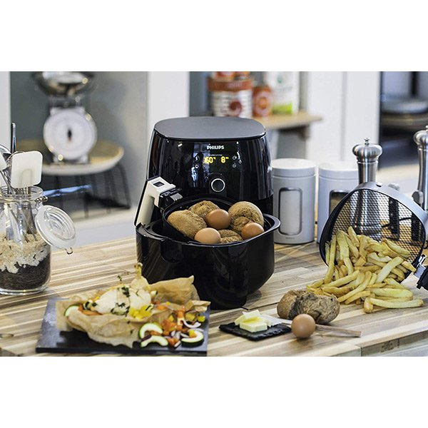 Philips-Airfryer-Turbo-Star-Food